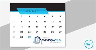 National Window Film Day